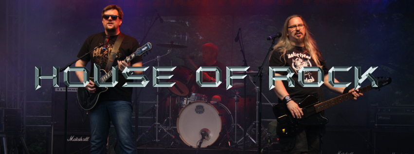 House of rock tour for House music bands